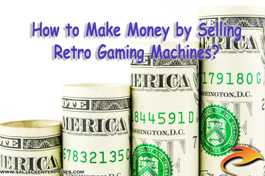 How to Make Money by Selling Retro Gaming Machines. Presented by Saljack Enterprises. Gaming. Media & Entertainment.